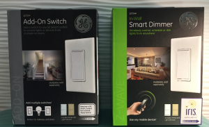 GE Smart-Dimmer